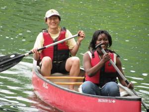 Canoeing2009